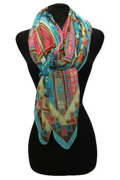 Adorable Missoni scarves #dailydeal