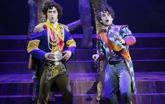 makeup for the prince into the woods broadway - Google Search