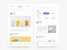 Image acquisition application 2 by XINBO #Design Popular #Dribbble #shots