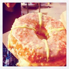 Best doughnut ever? Best doughnut ever.
