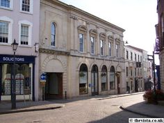 The Corn Exchange Hereford In 1895 Walter Joseph Bowen had the lease on this building.