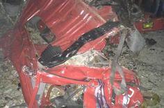 Al menos quince personas muertas y 14 heridas fue el resultado de un accidente de tránsito ocurrido la noche del sábado en el tramo carretero Sánchez-Nagua. Según informó la Autoridad