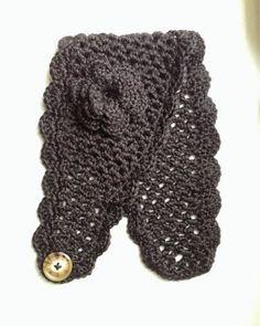 Filigree Headband - Free crochet pattern by Regina S. Graham / Hooks and Heels.