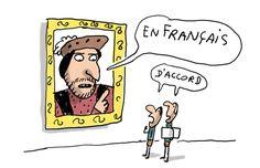 Jusqu'au 20 mars, c'est la Semaine de la langue française et de la francophonie. 1jour1actu t'explique comment est née la langue française.