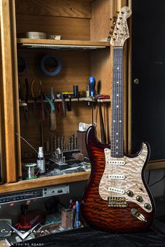 fender ikebe original ast fmt ssh ssp guitar quilt top strats dale wilson who became a master builder for the fender custom shop in recently completed two breathtaking beauties that must be seen to be