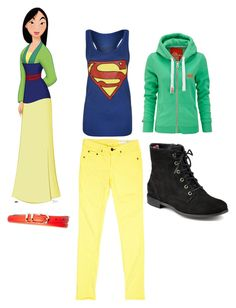 """""""Mulan"""" by biggestelfever ❤ liked on Polyvore featuring DeWitt, Superdry, rag & bone, Brooks Brothers and Sperry"""