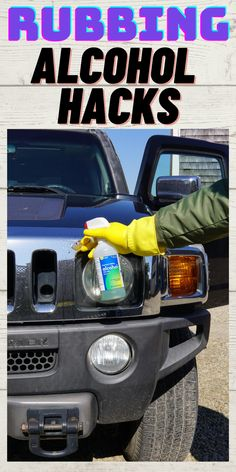 Car Cleaning Hacks, Cleaning Spray, Household Cleaning Tips, Car Hacks, Cleaning Recipes, House Cleaning Tips, Green Cleaning, Cleaning Solutions, Cleaning Schedule Printable