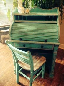 a mermaids tale vintage childs desk