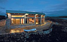 A new crop of luxury cottages and lodges has recently opened in Scotland. Lisa Grainger heads to Sutherland, Inverness and the Hebrides to put them to the test.