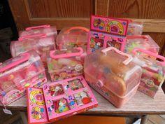 レトロ舞うぶだし日記:レトロ○。女の子用おもちゃ色々♪ 90s Childhood, Office Art, Pink Lemonade, Kawaii Cute, Magical Girl, Aesthetic Pictures, Sanrio, Doll Toys, Kitsch