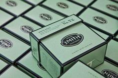 Old fashioned pharmaceutical-esqe branding