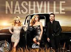 Axed: Hayden's series Nashville was cancelled by the network on Thursday...