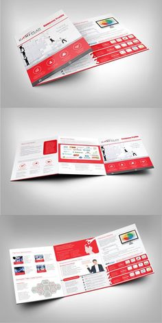 Create a professional brochure for Gameplan Training by Arttero