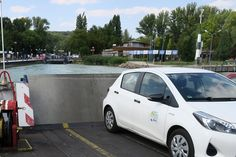 Und noch ein tolles #Urlaubsfoto, diesmal auf dem Balaton in Ungarn 🇭🇺  #Stattauto #München #CarSharing