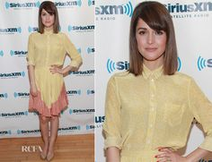 Rose Byrne In Boy By Band of Outsiders  - SiriusXM Studios