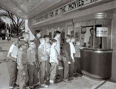 At the Movies-1957...