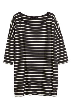 Top oversize in jersey   H&M