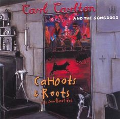 """Carl Carlton and the Songdogs, """"Sneaking Sally Through the Alley,"""" remake of the Robert Palmer classic"""