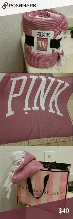 blanket. victorias secret. perfect for summer Accessories