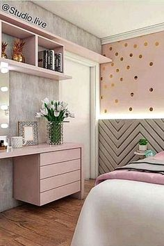 Home Bedroom Contemplation Image Living room House Furniture Wall Furniture, Room, Interior, Home Bedroom, Cozy House, Home Furniture, Bedroom Inspirations, Room Decor, Girl Bedroom Decor