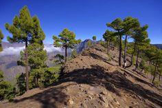 The rim of the Caldera Taburiente, La Palma © Nulinukas - Dreamstime.com