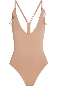 Eres | Spotlight Groupie macramé-strap swimsuit