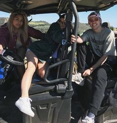 Imagen de kylie jenner, jordyn woods, and harry hudson