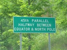 45th parallel traverse city
