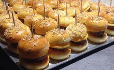 Mini hamburger apéro et facile à faire !