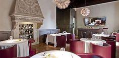 Eat Haute Cuisine in Rome. Photo courtesy of Pipero al Rex