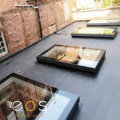 At EOS our flat rooflights include a free laminate upgrade. Choose from our extensive range for stock or bespoke skylights.For more information please contact us.  #rooflights #skylights #flatrooflights #eosrooflights