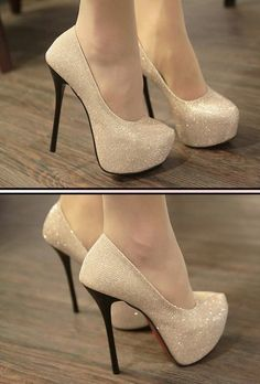 Platform Sexy High Heel Shoes _High-heeled Pumps_Shoes_Wholesale clothing from China fashion online shop. Cheap Korean fashion clothes, high...