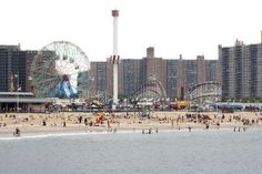 Home to a burgeoning arts community and New York City's most famous amusement park, Coney Island is a must-see destination for many visitors to the big apple. One look at a map of the massive ...