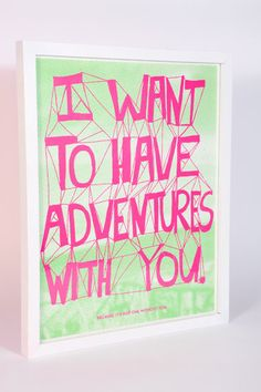 adventures <3