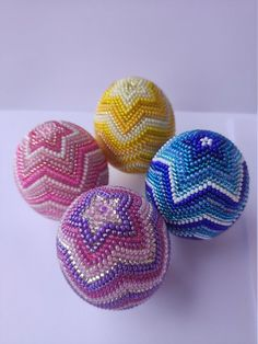 Types Of Eggs, Thanks For The Gift, Beaded Boxes, Coloring Easter Eggs, Egg Art, Easter Holidays, Egg Decorating, Blue Beads, Colored Eggs