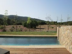 Pool Suite Deck and Private Pool at Castell Son Claret Private Pool, Deck, Luxury, Outdoor Decor, Wedding, Valentines Day Weddings, Decks, Weddings, Marriage