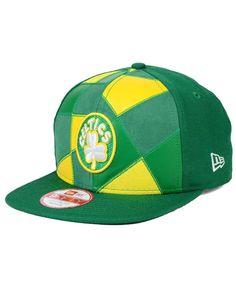 New Era Boston Celtics HWC Cut   Paste 9FIFTY Snapback Cap Men - Sports Fan  Shop By Lids - Macy s 6d6203b4821