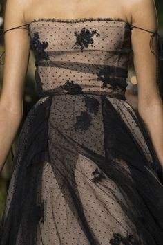 Christian Dior at Couture Spring 2017 (Details)
