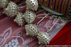 La Cavalcata Sarda 2013 - Sassari  Dettaglio gioielli costume tradizionale - #Sardegna #tradizioni