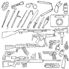 The Myth of the Hierarchy of Weapons | The Writer's Guide to Weapons