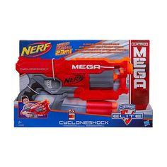 Nerf N-Strike Mega Cyclone Shock | Toys R Us Australia