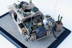 Humvee GMV