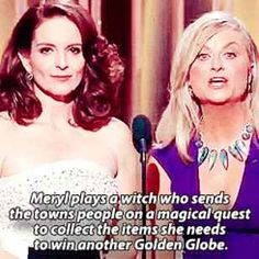 Tina Fey And Amy Poehler's 19 Best Jokes At The Golden Globes
