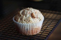 Carrot Spice Muffins | Espresso and Cream