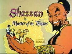 """Shazzan"" - Holy I forgot about this TV cartoon. I sometimes caught a few minutes of it really early before school. Cartoon Cartoon, Cartoon Tv Shows, Vintage Cartoon, Old School Cartoons, Retro Cartoons, Classic Cartoons, Desenhos Hanna Barbera, Classic Cartoon Characters, Saturday Morning Cartoons"
