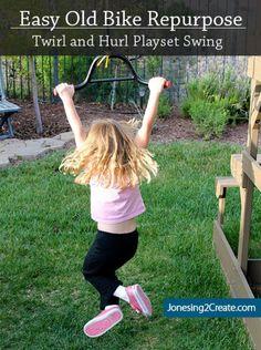 30 Homemade DIY Swing Ideas (Indoor/Outdoor)