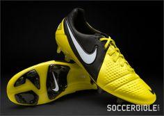 Nike CTR360 Maestri III Football Boots - Sonic Yellow/Black - http://www.soccerbible.com/news/football-boots/archive/2012/07/23/nike-ctr360-maestri-iii-football-boots-sonic-yellow-black.aspx
