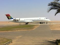 Express Jet. From South Africa.