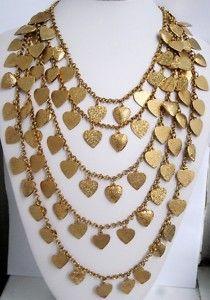 Bohemian Style| Serafini Amelia| modernist runway necklace
