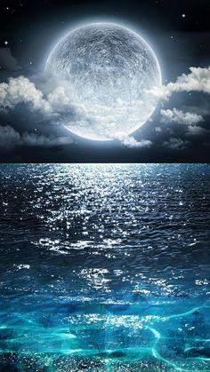 Si quieres saber cuanto te amo.. Pregunta le a la luna.  Ella ha visto mis noches de desvelo por ti